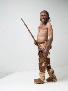 Une reconstitution d'Ötzi. © South Tyrol Museum of Archaeology/foto-dpi.com