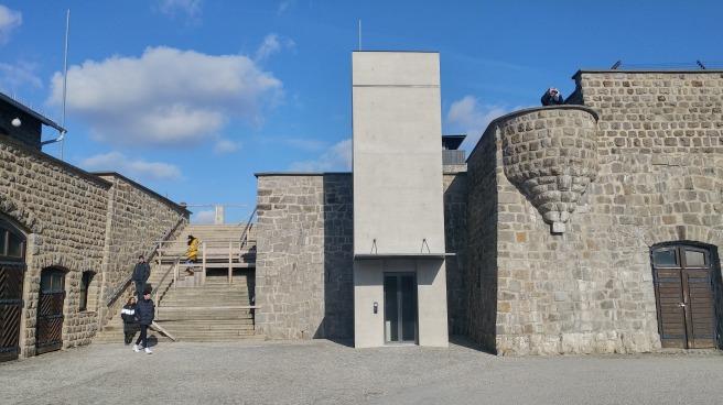 Mauthausen ascenseur