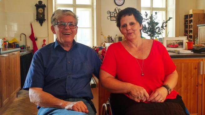 Anton et Susanne