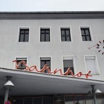 La gare de Gloggnitz en Basse-Autriche
